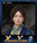 Ms. Zhao