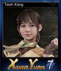 Taish Xiang