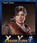 Taishi Zhao