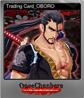 Trading Card_OBORO