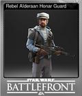 Rebel Alderaan Honar Guard