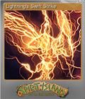 Lightning's Swift Strike