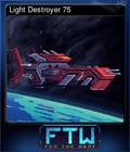 Light Destroyer 75