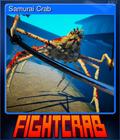 Samurai Crab