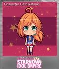 Character Card Natsuki