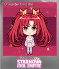 Character Card Aki