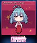 Character Card Furuya