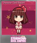 Character Card Sasami