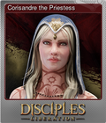 Corisandre the Priestess