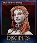 Sharlea the Vampire