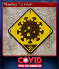 Warning: it's virus!