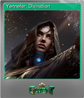Yennefer: Divination
