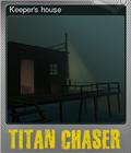 Keeper's house