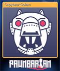 Capybear Golem
