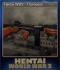 Hentai WW2 - Thompson