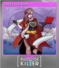 Lady Love Dies