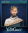 King Talys