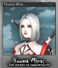 Huuma Mina