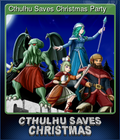 Cthulhu Saves Christmas Party