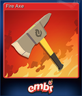 Fire Axe