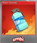 Water Grenade