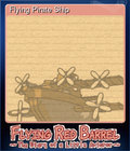 Flying Pirate Ship