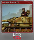 German Panzer IV