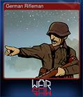 German Rifleman