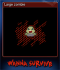 Large zombie