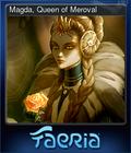 Magda, Queen of Meroval