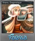 Sharra, Dragonslayer