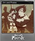 Jim and Pirates