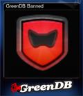 GreenDB Banned