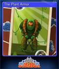 The Plant Armor