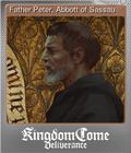 Father Peter, Abbott of Sassau