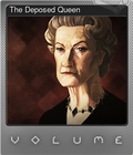 The Deposed Queen