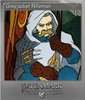 Greyjacket Rifleman