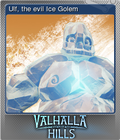 Ulf, the evil Ice Golem