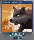 Wolfram, the lone Wolf