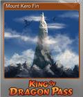 Mount Kero Fin