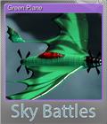 Green Plane