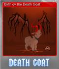 Birth ov the Death Goat