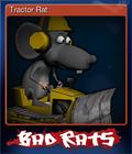Tractor Rat