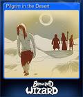 Pilgrim in the Desert