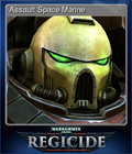 Assault Space Marine