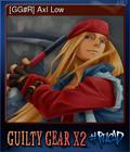 [GG#R] Axl Low