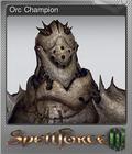 Orc Champion
