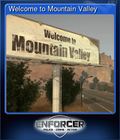 Welcome to Mountain Valley