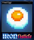 Fried Egg!