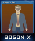 Professor Erik